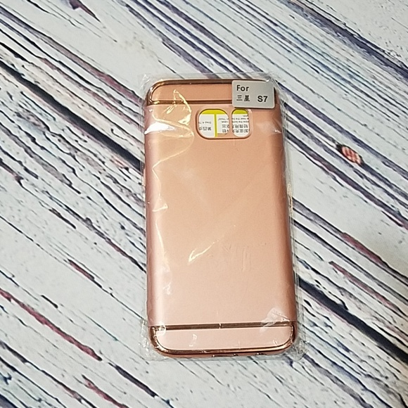 unidentified Accessories - Chrome Samsung S7